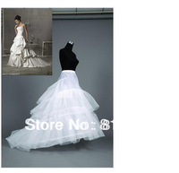 Hot sale Cheapeat   Free shipping NEW Good price and quality!With Train Petticoat/Crinoline/Underskirt Accessories