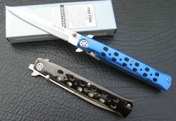 2013 new high quality Cold Steel - 26SB Tactical folding knife flavorings 440A 57HRC Free shipping(China (Mainland))