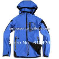 Hotselling mens softshell jacket, lightweight sportswear-N124