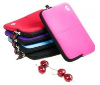 "neoprene waterproof  Sleeve Bag Case for iPad 2 3 samsung galaxy tab 2 9.7"" ~ 10.1""  tablet PC Free Shipping"