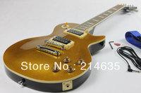 Paul Standard  Electric Guitar Goldtop New Arrive Freeshipping
