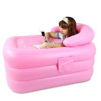 Inflatable portable bathtub/PVC inflatable bath tub for sale
