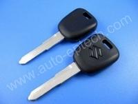 20pcs Brand New uncut blade Suzuki transponder keys ID46 transponder,ID 46 transponder chip keys,complete blank keys repair kits