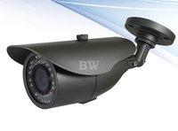 "BW36NT7 700TVL 1/3"" SONY EFFIO-E CCD High Resolution Waterproof Bullet Camera Outdoor IR Camera 36pcs IR Leds 30M Night Vision"