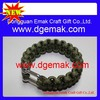 Military Camo Wholesale Survival bracelet