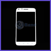 20pcs/lot White Front Outer Lens Glass Screen For SAMSUNG Galaxy S 2 II S2 Epic 4G D710 DHL Free Shipping