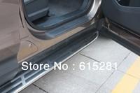 Hyundai SantaFe ix45 2013 Side step bar running board ,Aluminium alloy+ABS, Automobile Accessories Decoration,Wholesale prices