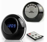 Free Shipping Digital Clock camera dvr,newest Digital Motion Detection Alarm Clock Camera 1280*960/Clock DVR