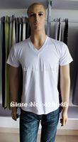 Mecerized cotton T-shirt,short sleeve,casual