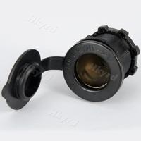 10X  Waterproof 12v Accessory Power Socket Car Cigarette Lighter Plug G0116 T15
