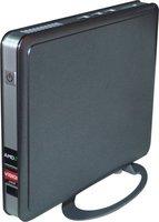 Mini Desktop computer,AMD APU E1800/E350 (4G,320G), HDMI,5 usb,windows 7 notebook