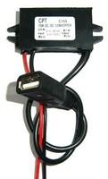 Free shipping,10pcs 12v 5v 24v 12v driving recorder gps navigator refires power converter step-down module