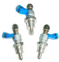 Dens*  Crown fuel Injector 23209-28090 23250-28090 blue dens* fuel injector