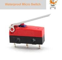 LMFK-1-28 5A Waterproof solder terminal mini micro switch