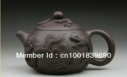 Chinese traditional crafts yixing zisha teapot sets for teapot lovers delicate personal collection nice gifts(China (Mainland))