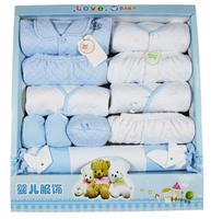 Spring and summer winter 100% cotton newborn gift box baby clothes gift box newborn baby gift box supplies