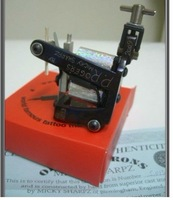 100% PAUL ROGERS IRON TATTOO MACHINE handmade  Tattoo machine tattoo gun