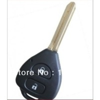 wholesale 2 Button Toy43 Remote Key for Toyota Camry Corolla Echo Avalon Rav4 Hilux with free shipping