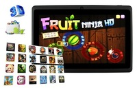 Good Quality 512M 4G Android4 7inch Tablet PC Q88 7'' Capacitive Screen Wifi 1.2GHz MID