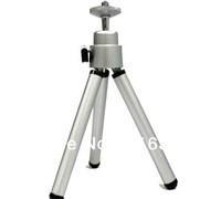 Free shipping Universal portable Mini Tripod Stand for Digital Camera mini projector light weight