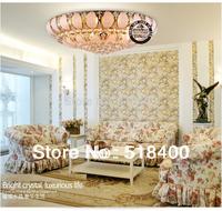 Name Brand New Arrival  Modern Luxury Fashion  Drawing Room Bedroom Crystal Ceiling Chandelier Light 80cm Diameter