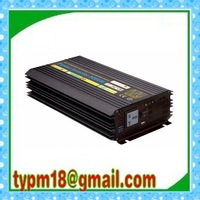 CE ROHS Approved 3000w Pure Sine Wave Solar Inverter dc 12v/24v to ac 220v/230v/240v/100v/110v/120v 3KW