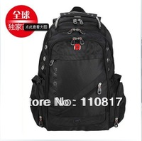 Free shipping Swiss gear backpack laptop bag notebook bag 14 15 male women's backpack travel bag