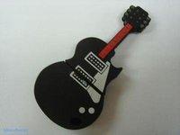 Guitar USB Flash Memory drive 4GB/8GB/16GB/32GB USB2.0 Flash Memory Stick Pen Drive High Qualtiy(guitar) 100%full capacity