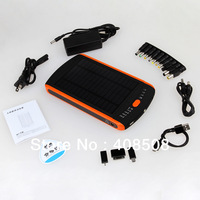 23000mAh/85Wh Solar energy Power Bank S23000 Portable Charger for Netbook iPad Galaxy tab iphone Moblie Phone MP3/MP4 PSP/ND5