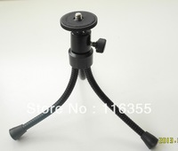Free shipping Universal portable Mini Tripod Stand for Digital Camera mini projector light weight flexible tripod