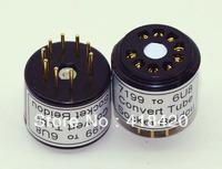 7199 TO 6U8 Vacuum tube adapter socket converter