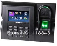 U880-C TFT 3.0 Screen inch Fingerprint RFID Time Attendance USB fingerprint=3000