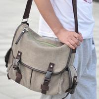 New 2014 trend  men's travel bags casual men  messenger bag  high quality canvas  handbag