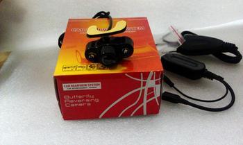 wireless rear view webcam av in function Car Camera