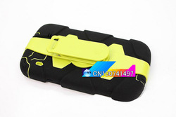 waterproof Survivor Extreme Protective Case for Galaxy SIII i9300,silicon+pc with retail package and clip, free shipping(China (Mainland))