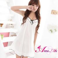 Free shipping depreciating viscose sleepwear spaghetti strap sleepwear nightgown sexy sleepwear