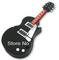 Free Shipping 30pcs/ lot Guitar USB Flash Drive High Quality