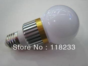 Free Shipping wholesale new 4pcs/lot 3W  high power LED light,energy saving