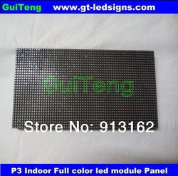 P3 Indoor 1/16 Scan SMD Full Color LED screen sign new products high definition black diamond led display module(China (Mainland))