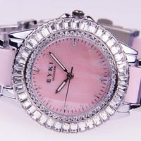 100% real EYKI brand watches ceramic women's watch waterproof  ladies watch creat diamond crystal watch W8423L
