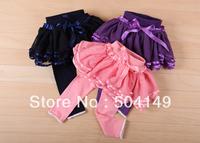 Free shipping Wholesale Princess girl pantskirt leggings tights pants girls kids baby trousers skirt 4pcs/lot