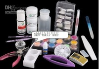 - Full Acrylic Nail Build Nail Art Tip Kit Set Acrylic set nail set