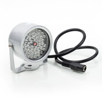 Free shipping 48-LED illuminator light CCTV IR Infrared Night Vision