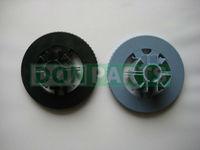 Free Shipping 1 Pair Spindle Hub (blue+black) for HP DesignJet 500 800 C7769-40169 C7769-40153