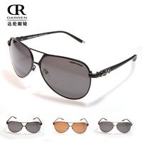 Darren classic sunglasses male sunglasses large sunglasses polarized glasses driving mirror