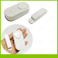 80Pcs/Lot Home Security Alarm /Wireless Sensor Door Window Entry Burglar Alarm Bell