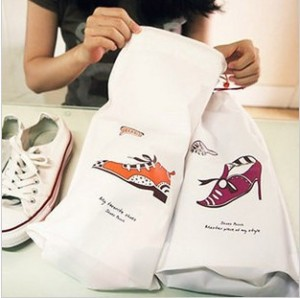 Freeshipping!!Wholesale,Waterproof Creative Travel storage bag/Shoes storage bag