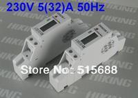 DDS238-1 single phase din rail type digital meter