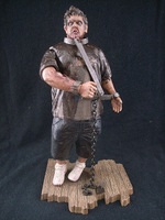 "Cult Classics Shaun of the Dead Zombie ED 3.75"" Action Figure Loss NECA"