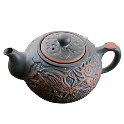 Free Shipping CaoZhou ZiSha [ Long Feng Cheng Xiang ] teapot China Kung Fu tea service accessories Free Shipping from China(China (Mainland))